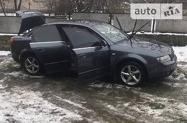 Audi A4 2002 в Бучачі