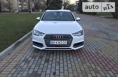 Audi A4 2018 в Тернополе