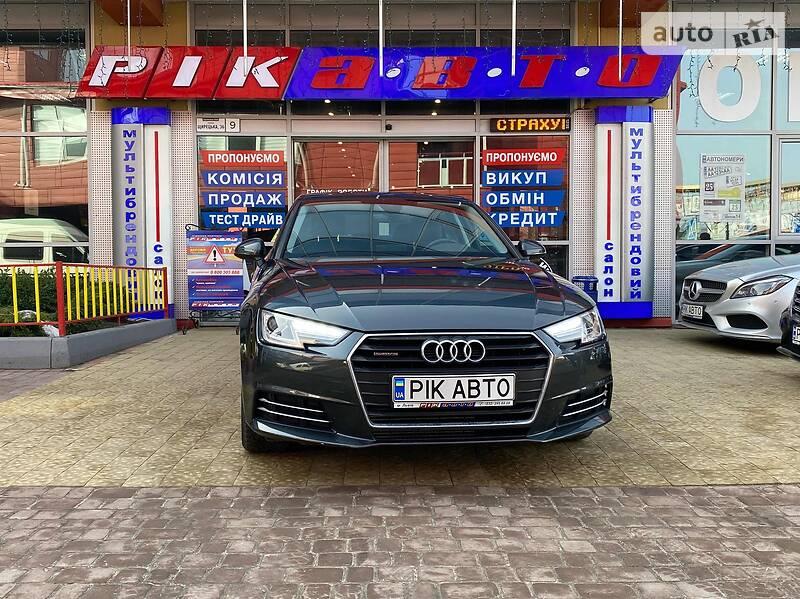 Седан Audi A4 2017 в Львові