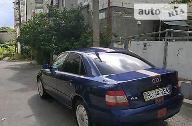 Седан Audi A4 2000 в Львове