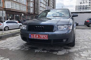 Audi A4 2001 в Львове