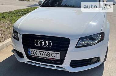 Audi A4 2010 в Дунаевцах