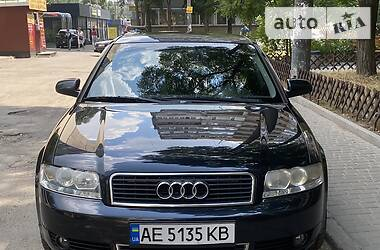 Седан Audi A4 2003 в Днепре