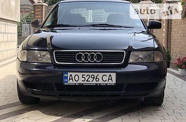 Седан Audi A4 1998 в Сваляве