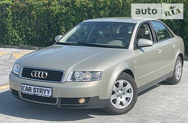 Седан Audi A4 2002 в Стрые