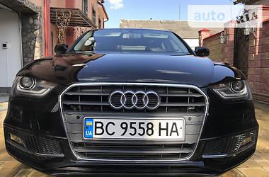 Седан Audi A4 2016 в Івано-Франківську