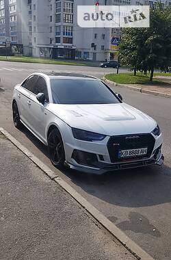Седан Audi A4 2017 в Виннице