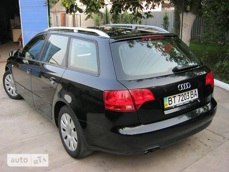 Audi A4 2006 в Голой Пристани