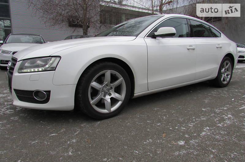 Audi A5 2009 года