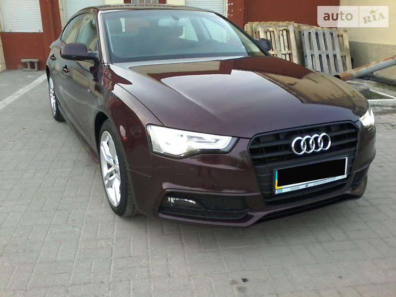 Audi A5 2014 в Львове
