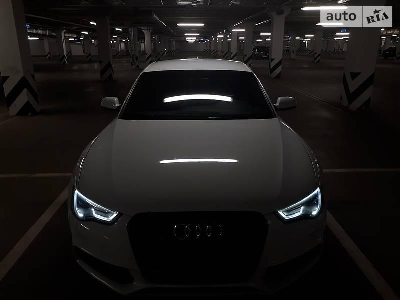Audi A5 2013 в Киеве