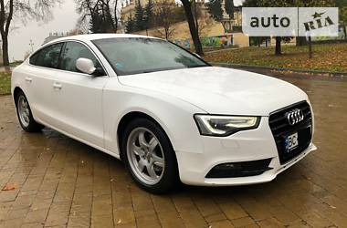 Audi A5 2012 в Львове