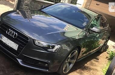 Хэтчбек Audi A5 2014 в Киеве