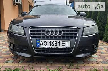 Седан Audi A5 2011 в Ужгороде