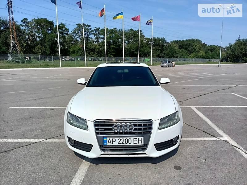 Седан Audi A5 2010 в Запорожье