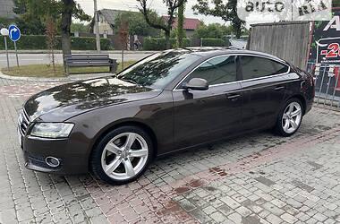 Седан Audi A5 2011 в Ивано-Франковске
