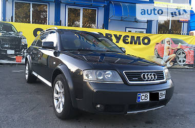 Audi A6 Allroad 2003 в Чернигове