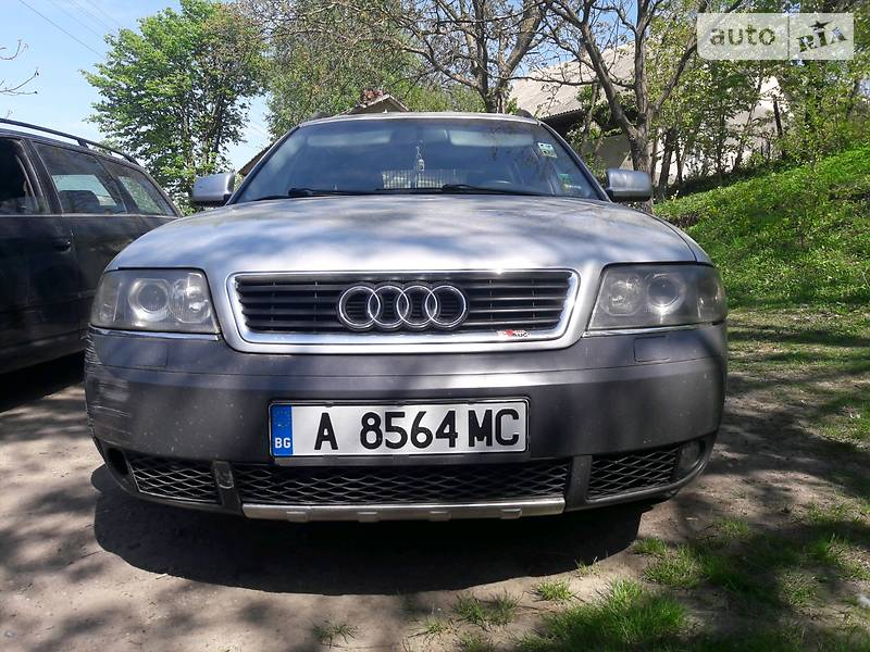 Audi A6 Allroad 2001 в Глыбокой
