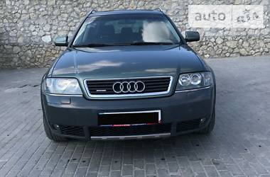 Audi A6 Allroad 2003 в Тернополе