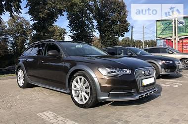 Audi A6 Allroad 2013 в Львове