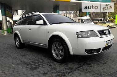 Audi A6 Allroad 2002 в Тернополе