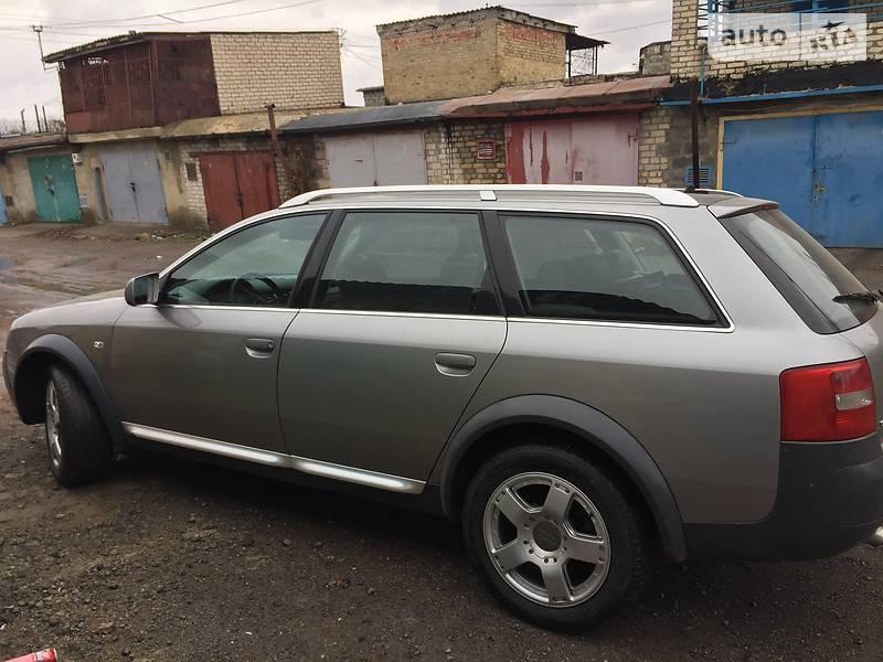 Audi A6 Allroad 2002 року в Донецьку