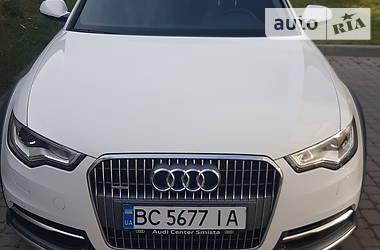 Audi A6 Allroad 2014 в Львове
