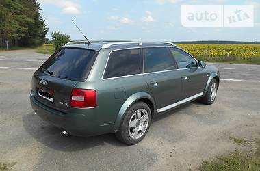 Audi A6 Allroad 2002 в Городне