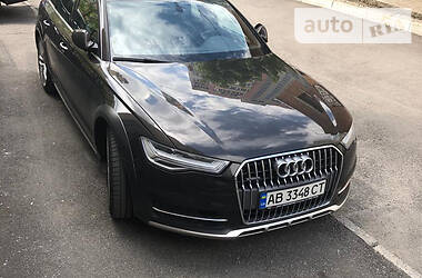 Audi A6 Allroad 2015 в Виннице