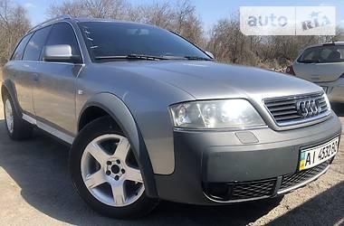 Audi A6 Allroad 2002 в Вишневом