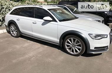Универсал Audi A6 Allroad 2015 в Киеве