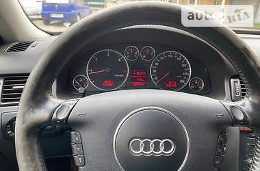 Универсал Audi A6 Allroad 2002 в Киеве