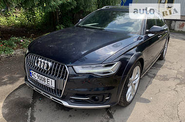 Универсал Audi A6 Allroad 2017 в Луцке