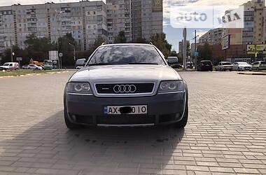 Универсал Audi A6 Allroad 2002 в Харькове
