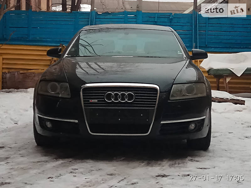 Audi A6 2005 в Черновцах
