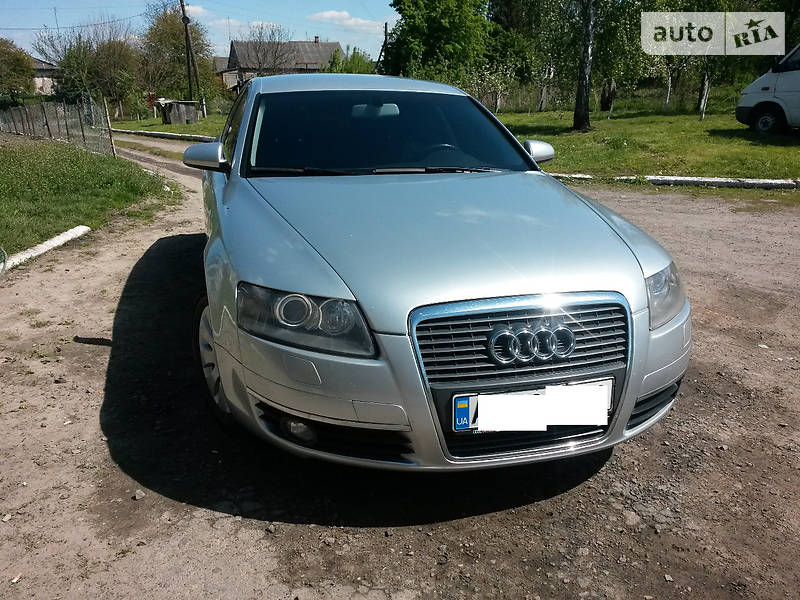 Audi A6 2007 года в Луцке