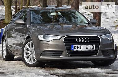 Audi A6 WEBASTO 2012