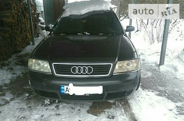 Audi A6 avant 2.5 tdi 1999