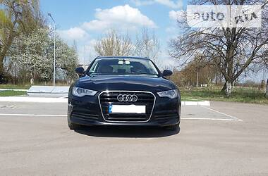 Audi A6 2012 в Владимир-Волынском