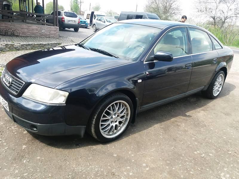 Audi A6 2000 в Виннице