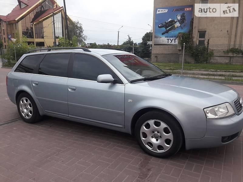 Audi A6 2005 года в Луцке