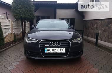 Audi A6 2012 в Ужгороде