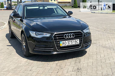 Audi A6 2012 в Мукачево