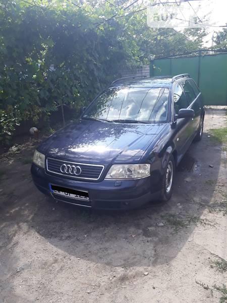 Audi A6 1999 года в Днепре (Днепропетровске)