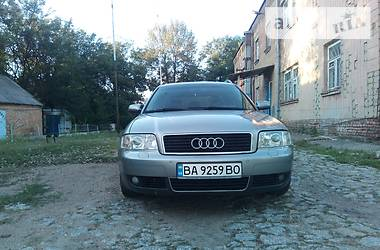 Audi A6 2002 в Кропивницком