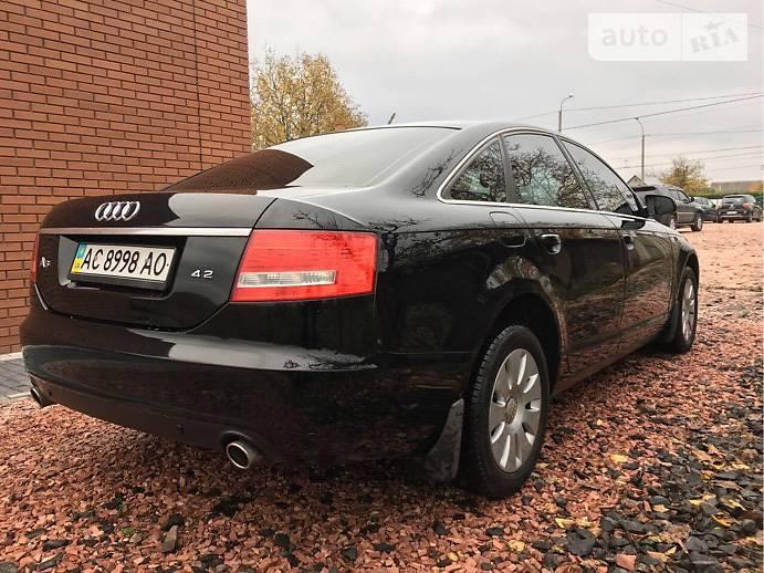Audi A6 2006 в Луцке