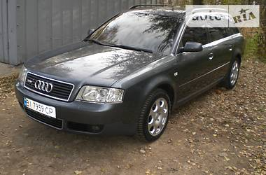 Audi A6 2002 в Полтаве