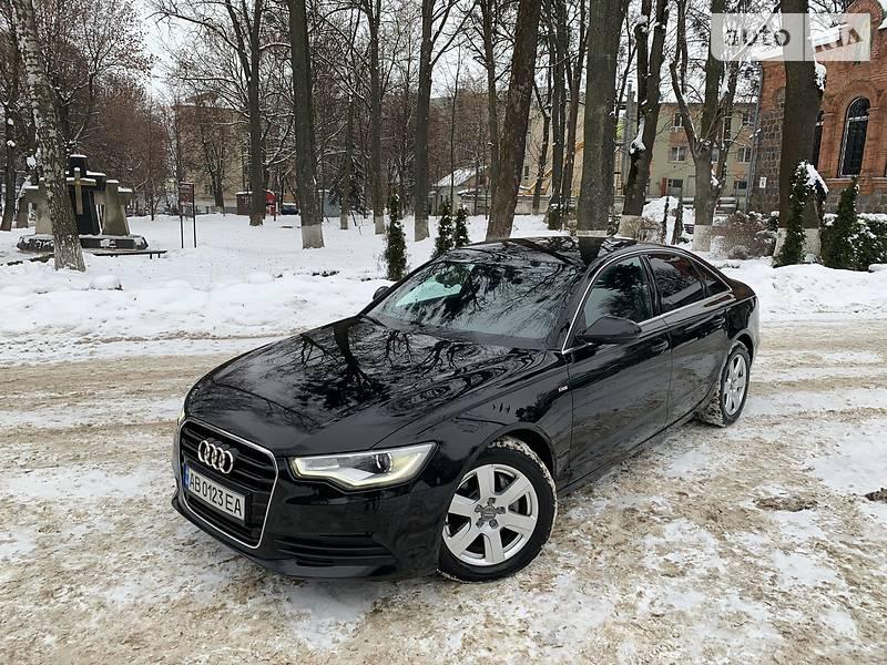 Audi A6 2013 года в Виннице