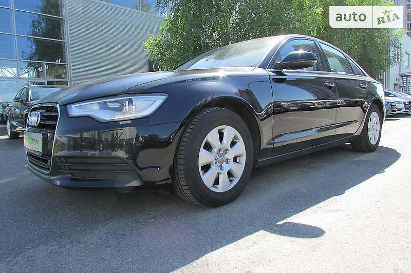 Audi A6 2012 года в Киеве