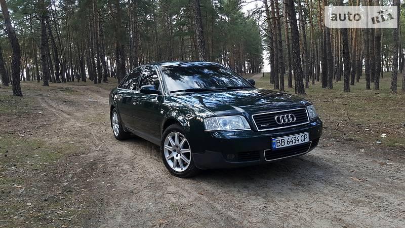 Audi A6 2001 года в Луганске